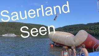 Sauerland Seen