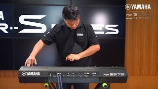 Clip VDO Demo Sampling เสียงเครื่องดนตรีอีสานบน PSR-S975/S775 โดยดาวนภา แก้วสีโท (สตาร์มิวสิค)