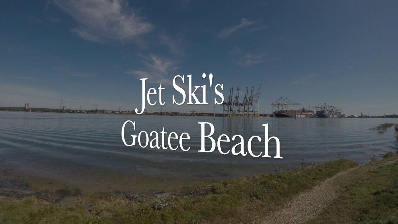 jet skis Goatee Beach