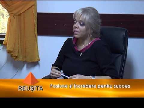 Emisiunea Reușita – Dana Tatomirescu – 7 martie 2015