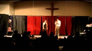 Evening performance The Case of the Parable Guy scene 12
