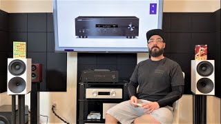 Yamaha RS202 Stereo Amp Review... orrr Receiver? Tuner? Integrated Amplifier?