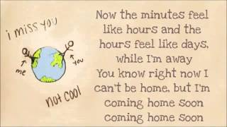 This is a cute ldr video LongDistance wwords song by Bruno Mars