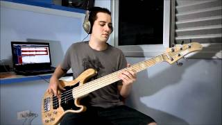 Faith No More - Falling To Pieces (Duffy Bass Cover)