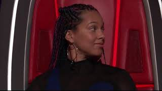 WILKES  - One Headlight - The Voice Blind Audition