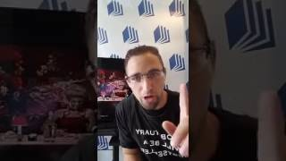 Mike Fallat Facebook Live 7.6.17 (Create Your Own Documentary)