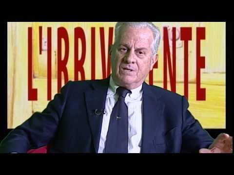 L' IRRIVERENTE CON L'ON. CLAUDIO SCAJOLA