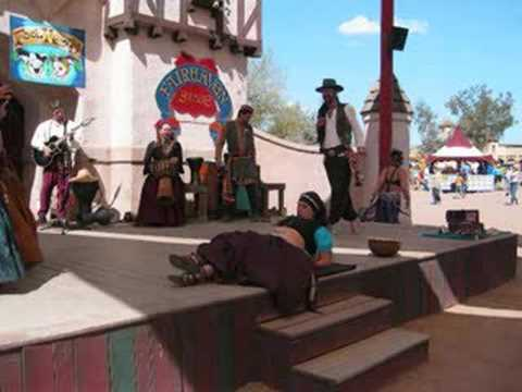 Of The Earth at the Arizona Renaissance festival os