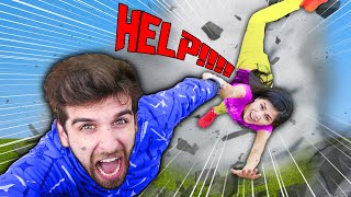 CAN WE SURVIVE EXTREME WEATHER Hot vs Cold Challenge? Hackers Ways To Make Spy Ninjas Fire and Icy!