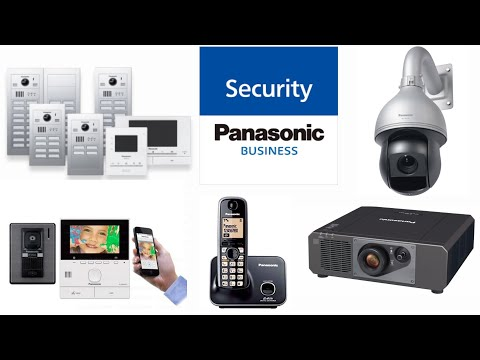 Panasonic VDP VL-SW251