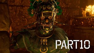 ✓Shadow Of The Tomb Raider PART 10 TOASTGAMEPLAY (PC) @1080P HD✓