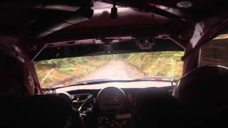 On Board Alonsoliste - 46 Rally de Ferrol - TC7 IRIXOA - VILARMAIOR