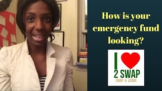 How is your emergency fund looking?