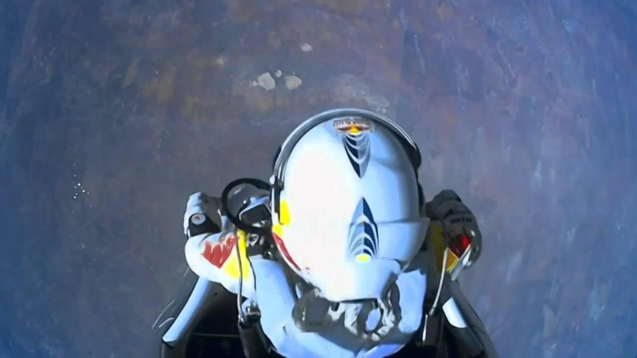 Felix Baumgartner's Great Leap Of Faith