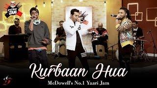 Kurbaan Hua - Kurbaan   Salim-Sulaiman   Bohemia & Raftaar   No.1 Yaari Jam