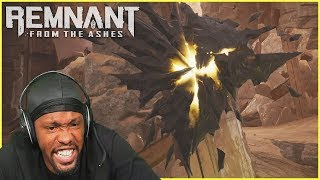 This Boss Made Us Rage Quit!! (Remnant From The Ashes Ep.4)