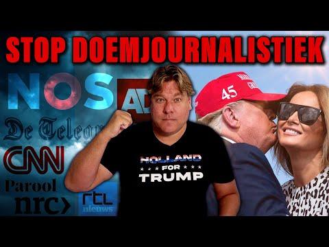 STOP DOEMJOURNALISTIEK - DE JENSEN SHOW
