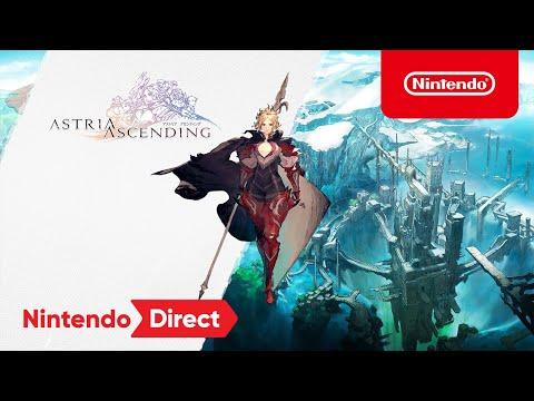 Astria Ascending - The Fated Eight Trailer - Nintendo Switch | E3 2021 de Astria Ascending