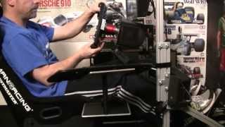 CSW Clubsport Wheel By Fanatec Review On Inside Sim Racing