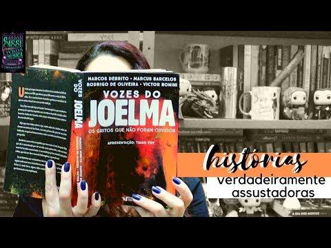 Vozes do Joelma -  Terça Nacional -  Faro Editorial   Dicas da Sissi