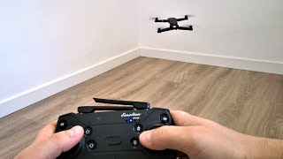 How to Fly Eachine E58 Drone. Quick Manual for Beginners. Headless Mode Explained. Basic Controls.