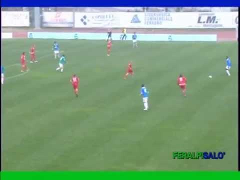 immagine di anteprima del video: FERALPISALO´-BARLETTA 1-0