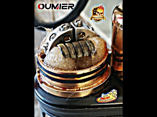 English presentation of my Armadillo rda in collaboration with Oumier
