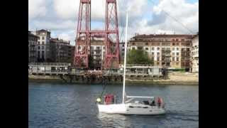 preview picture of video 'Bilbao and Getxo, Basque Country [Travel with Manfred]'