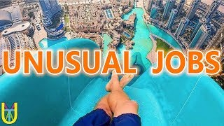 Weirdest Jobs Ever | Most Unusual Ones