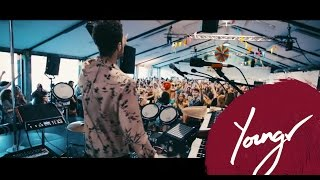 #3 Sweet Disposition (Youngr Bootleg)   Live At Morning Gloryville