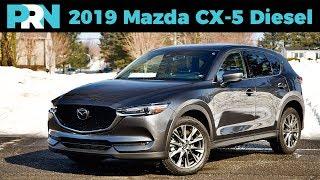 2019 Mazda CX-5 Signature Skyactiv-D Diesel Review