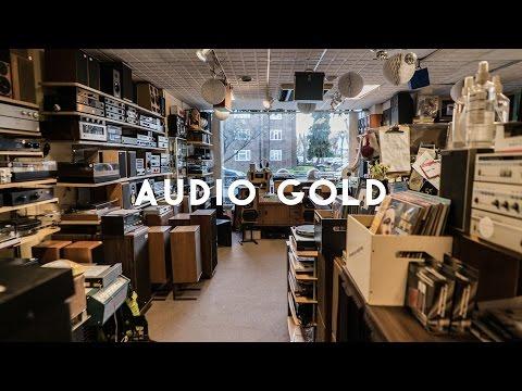Audio Gold – Inside the Aladdin's cave of analogue hi-fi