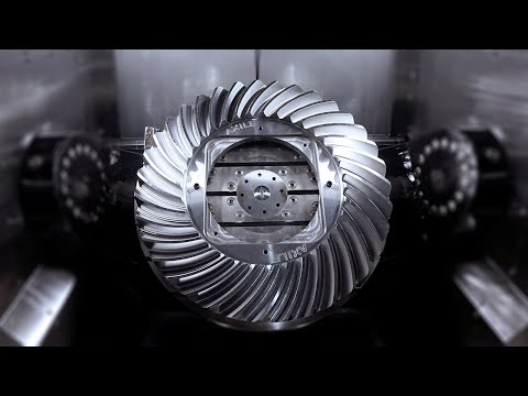 【AXILE Product】G8  Machining