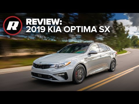 2019 Kia Optima First Drive: More tech across the board