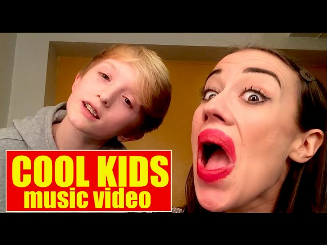 Echosmith Cool Kids Miranda And Toby