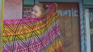 CASABLANCA AFGHAN - Mosaic Crochet Promo