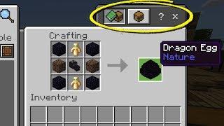 CUSTOM Crafting *FINALLY* Comes to Minecraft PE!