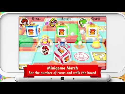 Видео № 0 из игры Mario Party: The Top 100 [3DS]