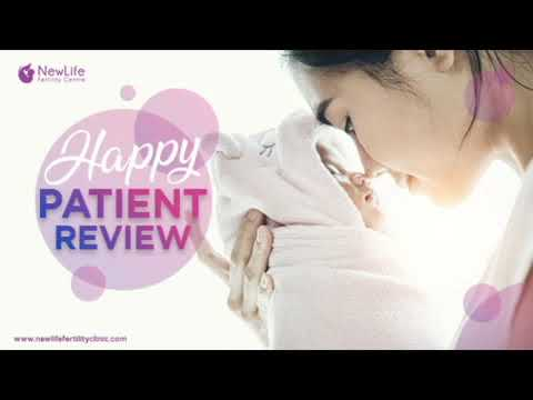 Happy Patient Review | Newlife Fertility