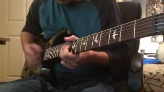 311 - Freak Out - Guitar Cover