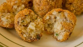 How To Make Cajun Boudin Balls