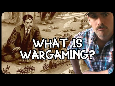 What is Wargaming?