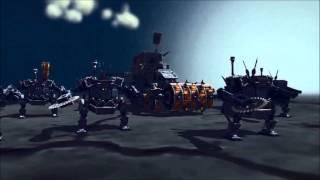 Besiege - The Big Fight