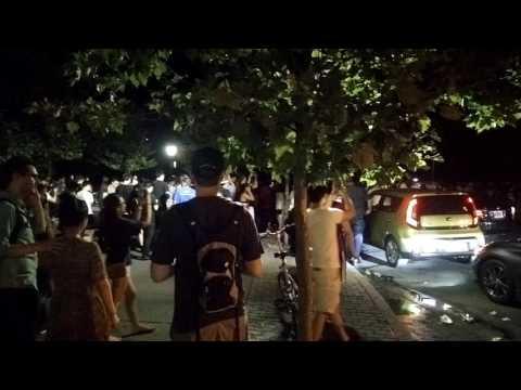 21世紀的殭屍病毒?《精靈寶可夢GO》讓群眾瞬間擠爆中央公園