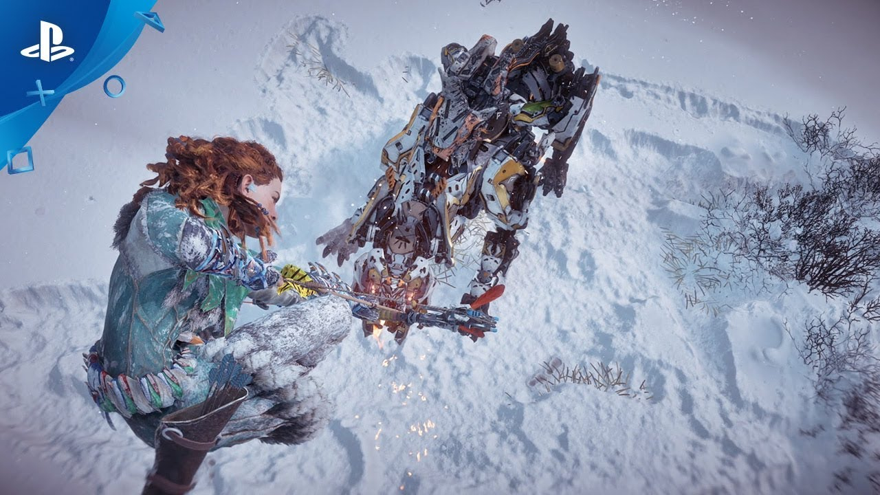 Horizon Zero Dawn: Building a Scorcher for The Frozen Wilds
