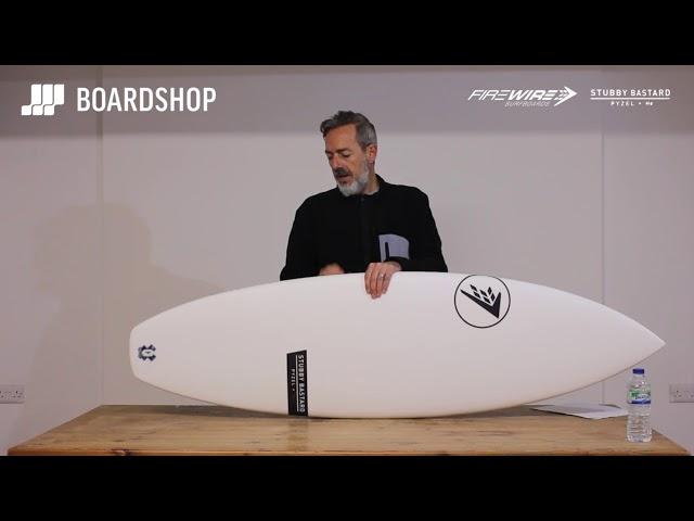 Firewire Helium Stubby Bastard Surfboard Review