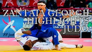 ZANTARAIA GEORGII - HIGHLIGHTS JUDO [HD]