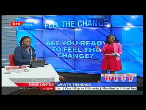 News Centre - 23rd March 2017 - [Part 2] - What's Trending
