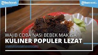 Wajib Coba Nasi Bebek Mak Isa di Jakarta Timur, Porsinya Mantap dengan Rasa yang Menggiurkan Lidah