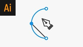 Design with the Curvature Pen Tool Illustrator Tutorial